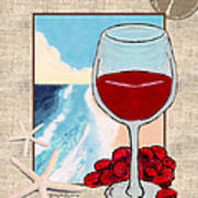 Red Wine Poster