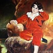 Redboy Poster