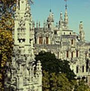 Regaleira Palace I Poster