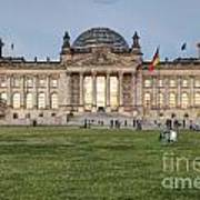 Reichstag Berlin Germany Poster