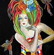 Reina De Los Angelitos Poster