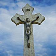 Religious Cross Poster
