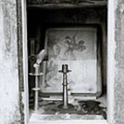 Religious Window Poster