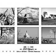 Remembering Gettysburg Poster