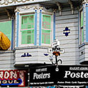 Remembering Haight Ashbury Poster