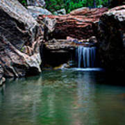 Remote Falls Poster