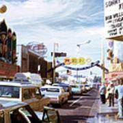 Reno At Mid Century Poster