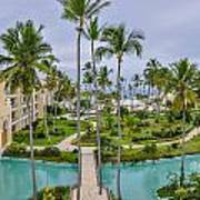 Resort In Dominican Republic Poster