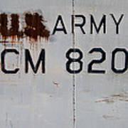 Retired Lcm-8 Poster
