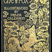 Reynard The Fox Poster