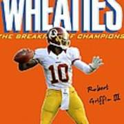 Rg3 Roy Wheaties Box Poster