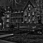 Richardson Complex B And W Poster
