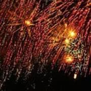 Richmond Fireworks Poster