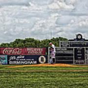 Rickwood Classic Baseball - Birmingham Alabama Poster