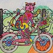 Ride Kitty Ride Poster