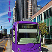 Ride The Seattle Slut Poster