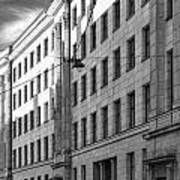 Riga Soviet Architecture 01 Poster