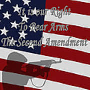 Right To Bear Arms Poster