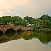Rings End Bridge Poster