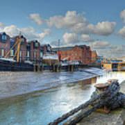 River Hull Poster