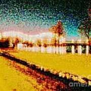 River Lights Poster
