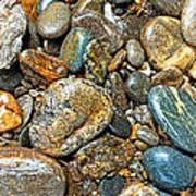 River Rocks 14 Poster