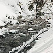 River Vertical Poster