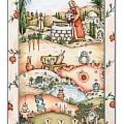 Rivkah's Well Poster