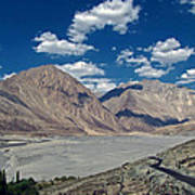 Road To Nubra Valley Poster