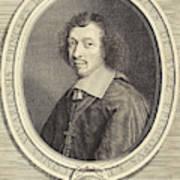 Robert Nanteuil French, 1623 - 1678, Louis-francois De La Poster