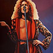 Robert Plant 2 Poster