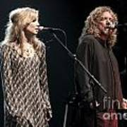 Robert Plant And Alison Kraus Poster