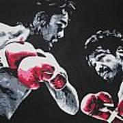 Roberto Duran 4 Poster