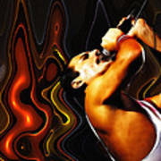 Rock Goes Fantasy Poster