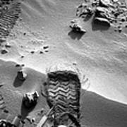 Rocknest Site, Mars, Curiosity Image Poster by Science Photo Library