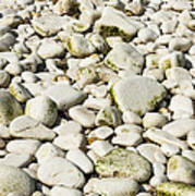 Rocks Abstract Poster