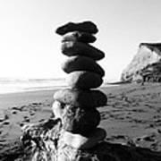 Rocks In Balance Poster
