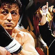 Rocky Artwork 2 Poster