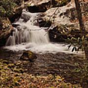 Rocky Fork Falls Poster