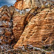 Rocky Peak Poster