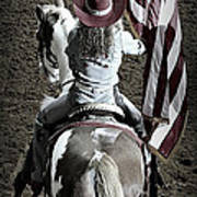 Rodeo America Poster