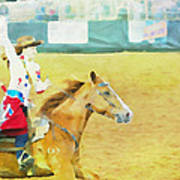 Rodeo Beauty Three Poster