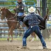 Rodeo Easy Does It Poster