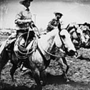 Rodeo Men Poster