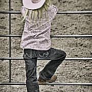 Rodeo Queen Wanna Be Poster