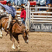Rodeo Ride Poster