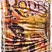 Rodeo T-shirt Poster