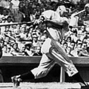 Roger Maris Hits 52nd Home Run Poster