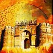 Rohtas Fort 00 Poster