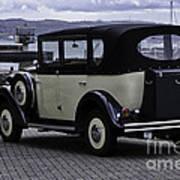 Rolls Royce - Regent Poster